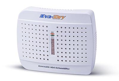 Eva-dry E-333 Renewable Mini Dehumidifier