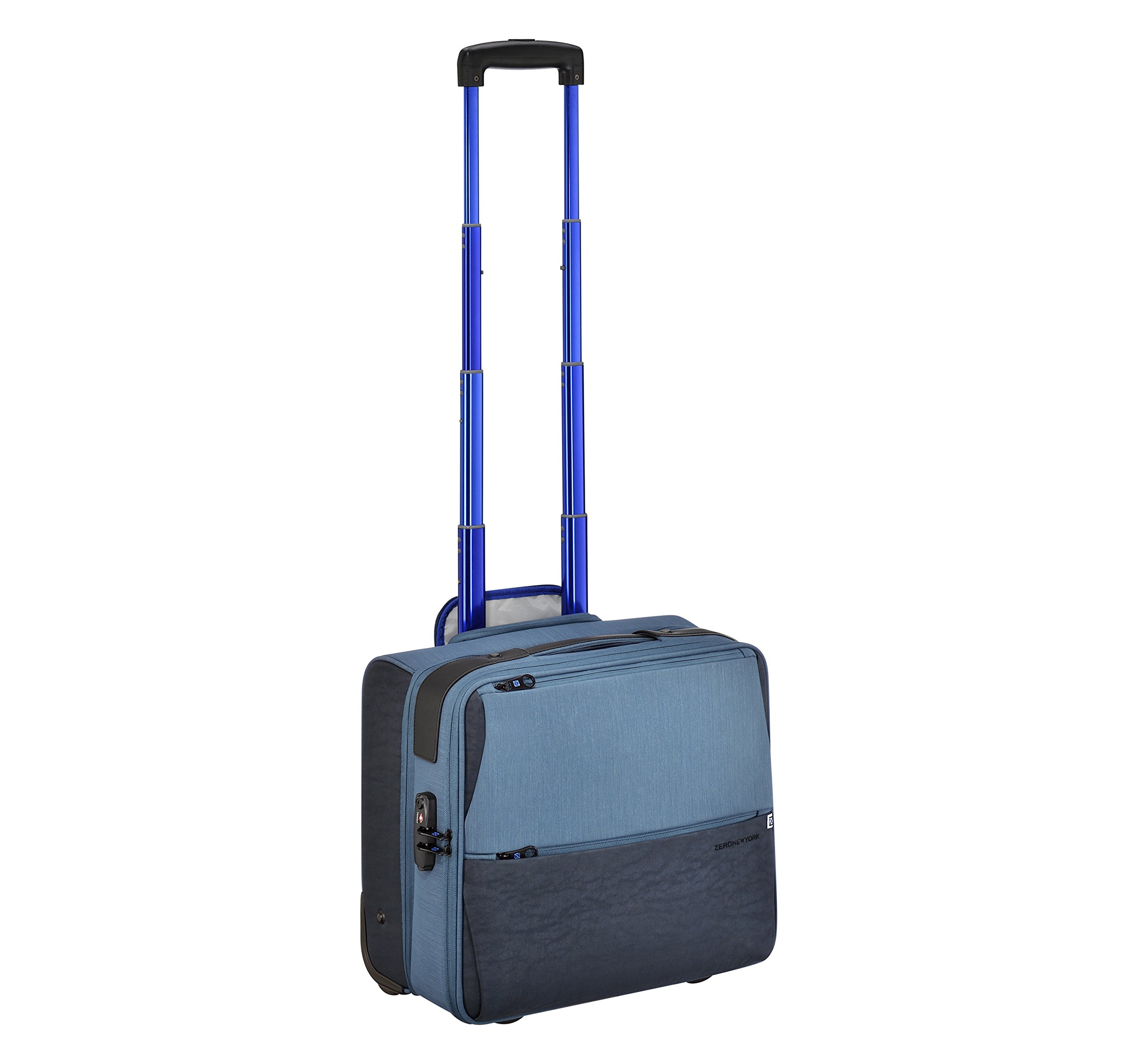 Zero Halliburton Greenwich 2-Wheeled Business Case SNY17 (BLUE)