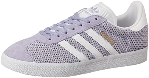 hot sale online 153bf bcfa3 adidas Gazelle BB5177 Sneaker Donna, colore Grigio (Easy Green footwear  White easy
