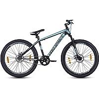 Hero Sprint Pro Reaction 27.5T 1-Speed Bicycle (Black/Blue)