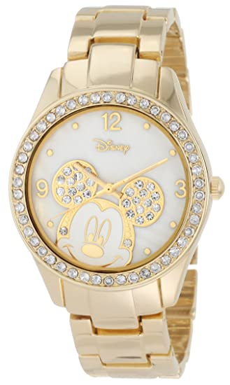 492d8531f654 Disney MK2127 - Reloj de pulsera para mujer