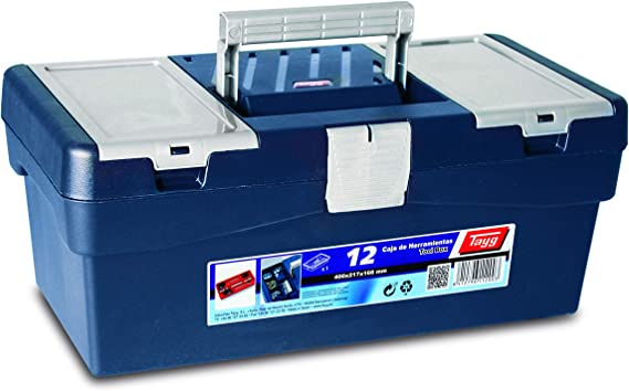 Tayg M255698 - Caja herramienta nº 12: Amazon.es: Bricolaje y herramientas