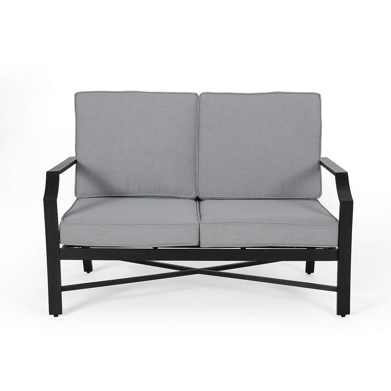 Amazon.com: Great Deal Furniture Zoe - Juego de chat de 4 ...
