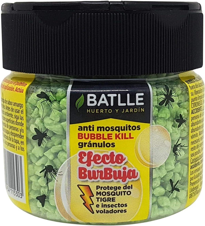 Semillas Batlle Insecticida Mosquitos Bubble Kill 40 gr