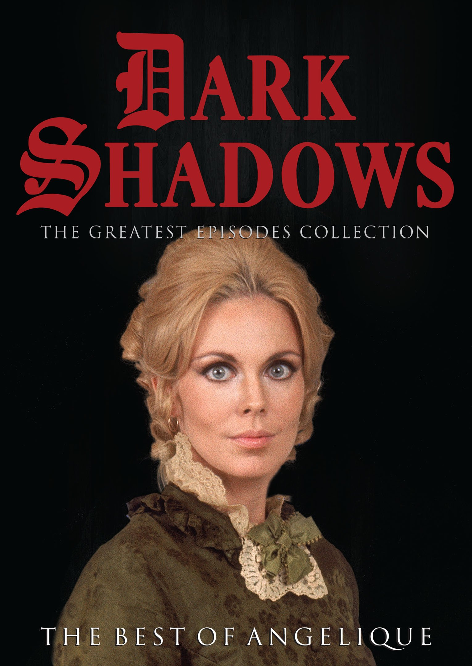 Dark Shadows: The Greatest Episodes Collection: The Best of Angelique (DVD)