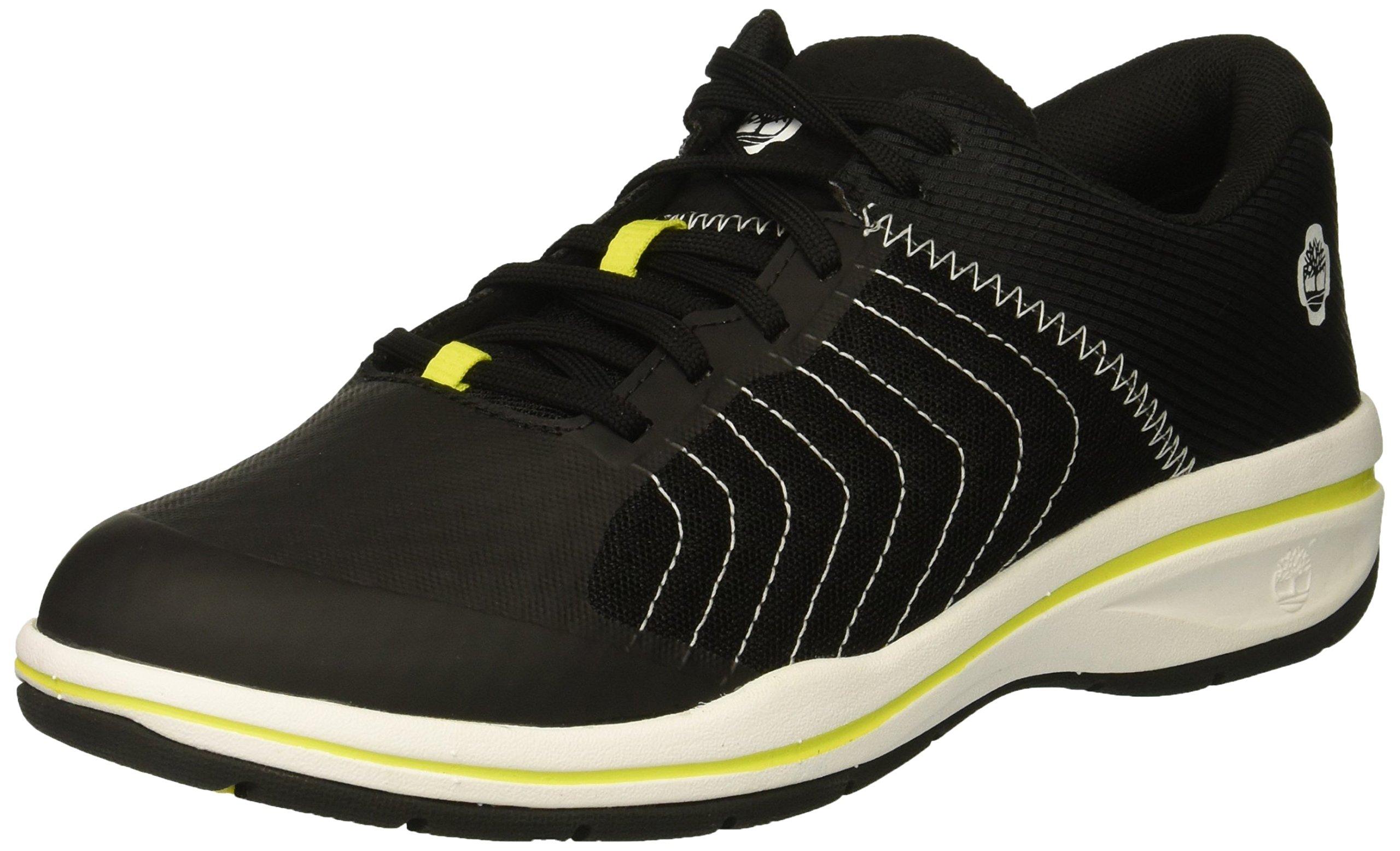 Timberland PRO Women's Healthcare Sport Soft Toe Health Care Professional Shoe, Black, 7.5 M US