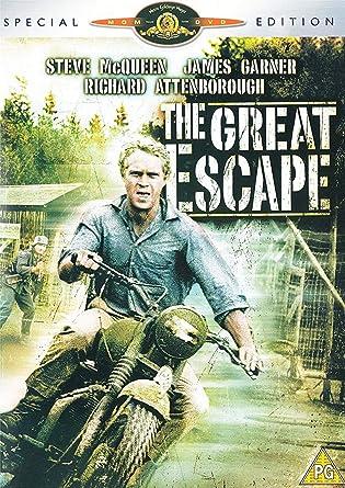 The Great Escape.The Great Escape Special Edition 1963 Dvd Amazon Co