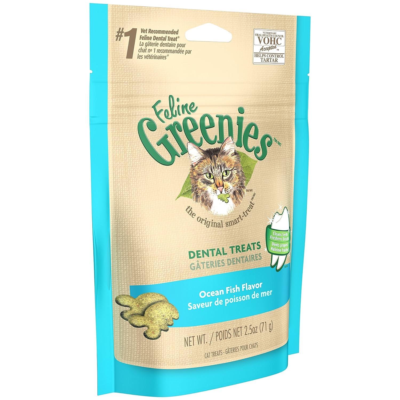 Greenies dentaire Cat Treats The Nutro Company 10154625