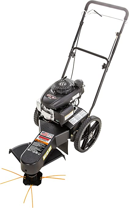 Swisher 4.4hp Honda desbrozadora Autopropulsada, color negro: Amazon.es: Jardín