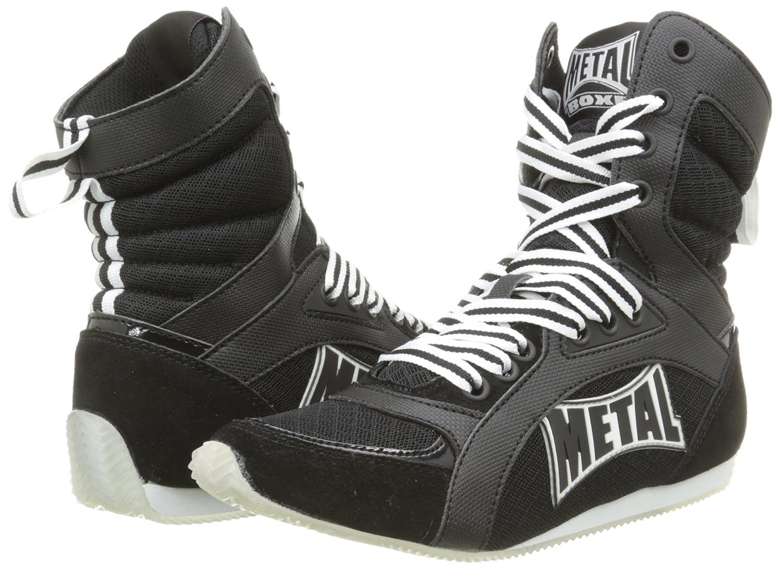 Metal Boxe Viper1 calzado, color negro, talla 46