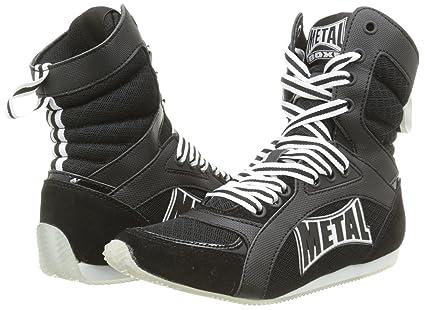 METAL BOXE Viper2 Chaussures Noir Taille 42 nskls1z