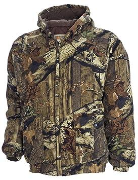 2cf884ad5de87 Russell Outdoors Flintlock Hooded Jacket, INFINITY, XL: Amazon.ca ...