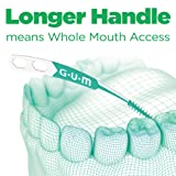 GUM Soft-Picks Advanced Dental Picks, 60 Count