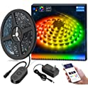 Minger DreamColor LED Strip Lights Built-in IC