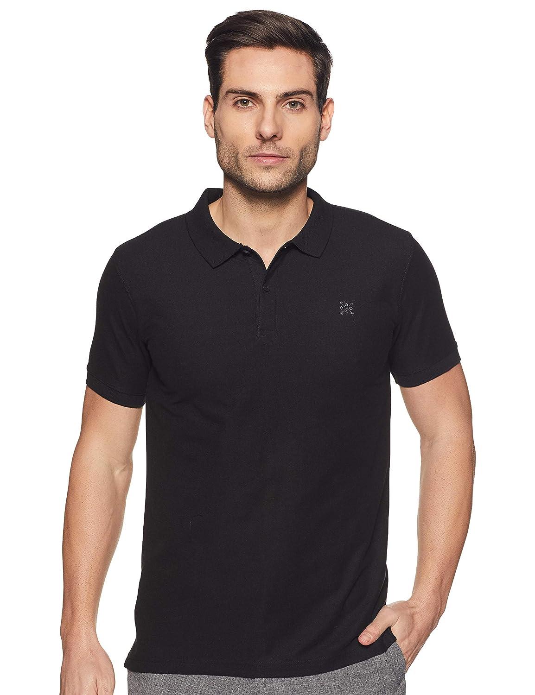 ABOF Men's Slim fit Casual Shirt