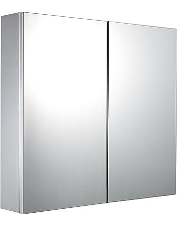 Harima - Armario grande de doble puerta para baño b37717687833