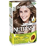 Garnier Nutrisse Permanent Hair Colour 6 Acorn