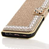 "Stysen Wallet Case for iPhone 6S 4.7"",Shiny Pearl"