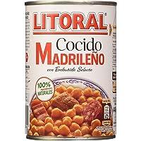 LITORAL Cocido Madrileño - Plato Preparado Sin Gluten