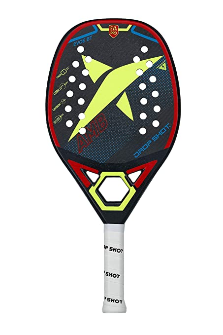 Amazon.com: Drop Shot Evoe BT - Pala de tenis profesional ...