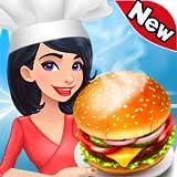 hot dog maker games - Cooking Games - Restaurant Burger Craze in Kitchen 2018