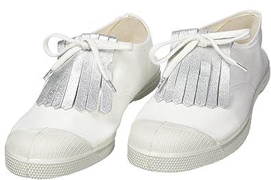 361ad792b1fe1d Bensimon PATTES MEXICAINES Bijoux de chaussures, Argent (Argent) One Size
