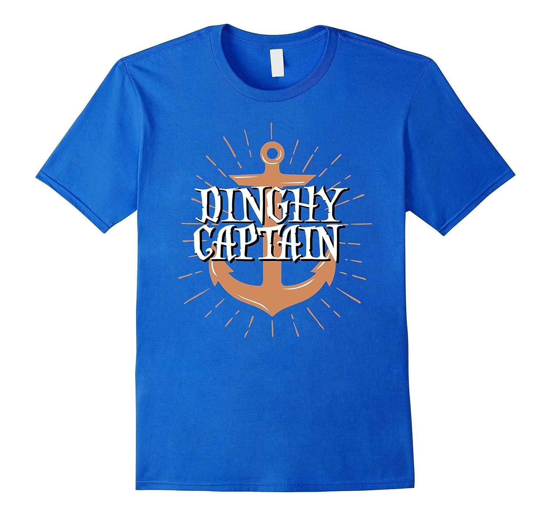 e177234f2a Dinghy Captain Funny Sailing Crew T-shirt-BN – Banazatee