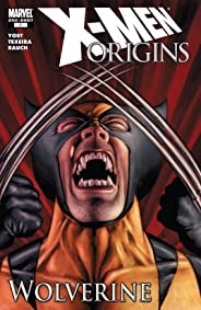 X-Men Origins: Wolverine #1 (X-Men Origins (2008-2010)) (English Edition)