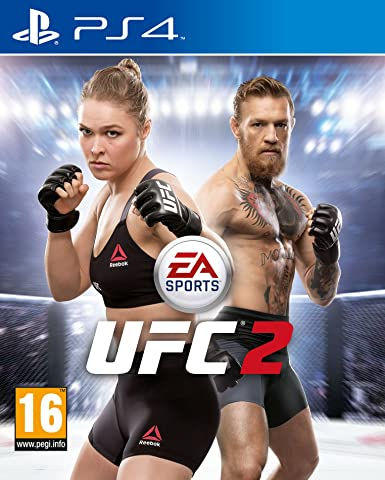 203aede33f7 Buy EA Sports UFC 2 (PS4) Online at Low Prices in India