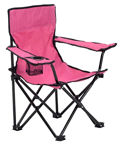 Amazon.com: Quik silla 167562ds silla plegable, color rosa ...