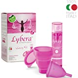 Coupe Menstruelle: le kit complet by Lybera (Taille 2)