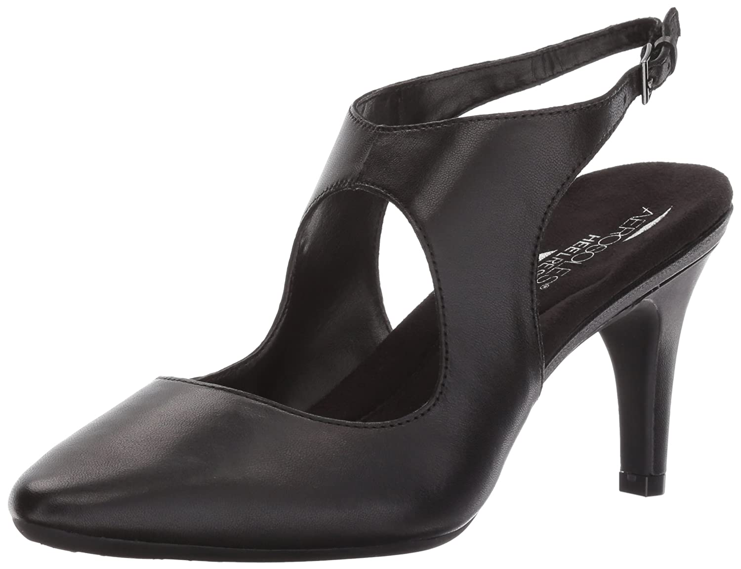 Aerosoles Women's Example Dress Pump B06Y6127RY 9 B(M) US|Black Leather