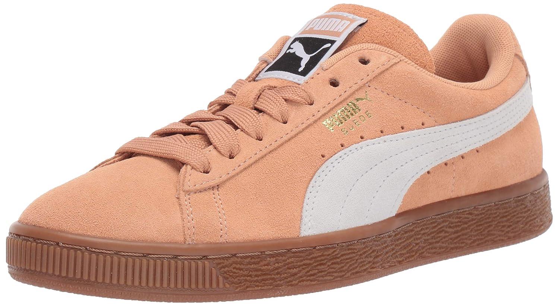 Toast-puma White PUMA Women's SUEDE CLASSIC WN'S Sneakers