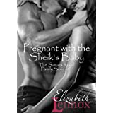 Pregnant with the Sheik's Baby (The Samara Royal Family Series Book 1)