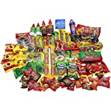 Mexican Candy Care Package. Spicy Bulk Candies/Variedad de Dulces Mexicanos. Includes Vero