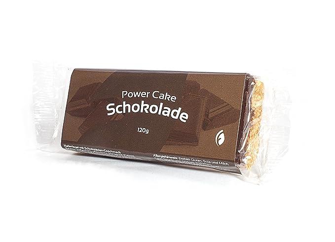 Caja de pasteles energéticos Power Cake de Foodtastic (30 x 120 g) | Llenos