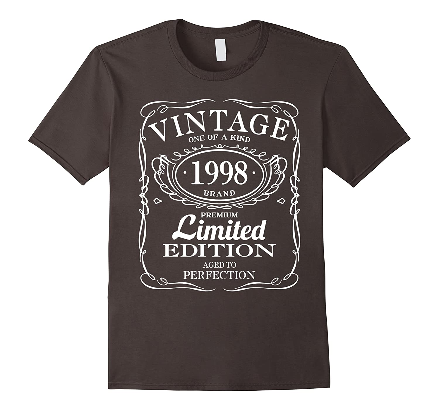 18th Birthday Gift Vintage 1998 Limited Edition T-Shirt-RT