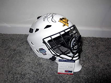 uk availability 28f19 baa60 Amazon.com: MATT MURRAY Pittsburgh Penguins SIGNED Stadium ...
