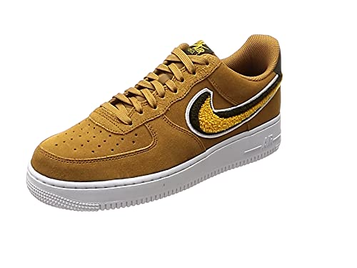 super popular a82aa ce4b8 Nike Air Force 1  07 Lv8, Chaussures de Gymnastique Homme, Marron (Muted