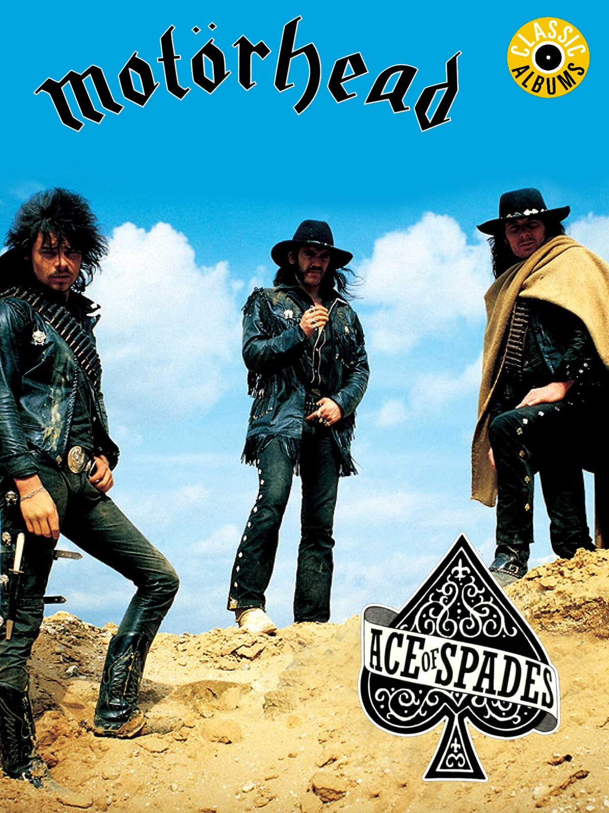 Motörhead - Ace Of Spades (Classic Album) on Amazon Prime Video UK