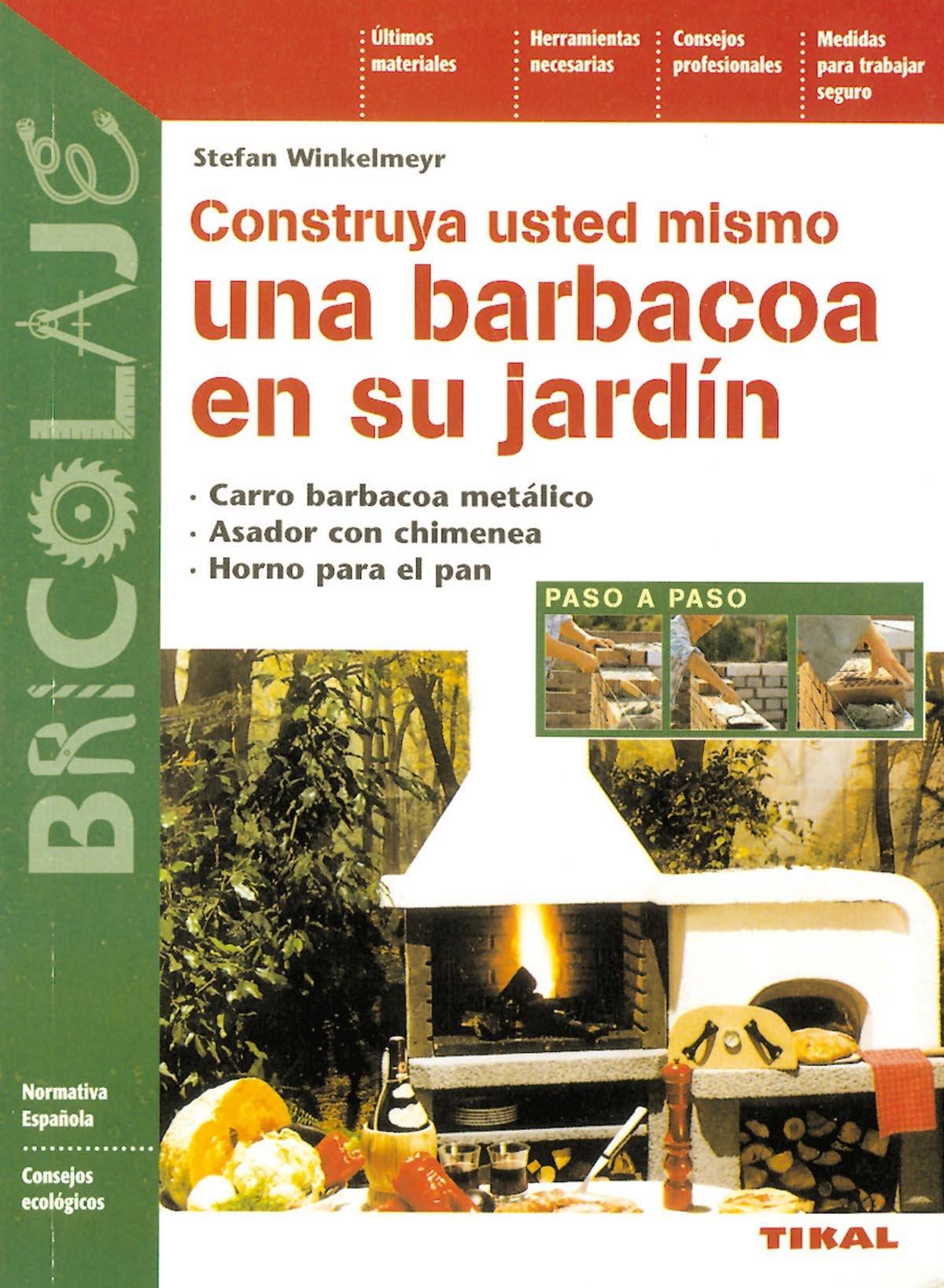 Construya Usted Mismo Una Barb (Bricolaje): Amazon.es: Stefan Winkelmeyr: Libros
