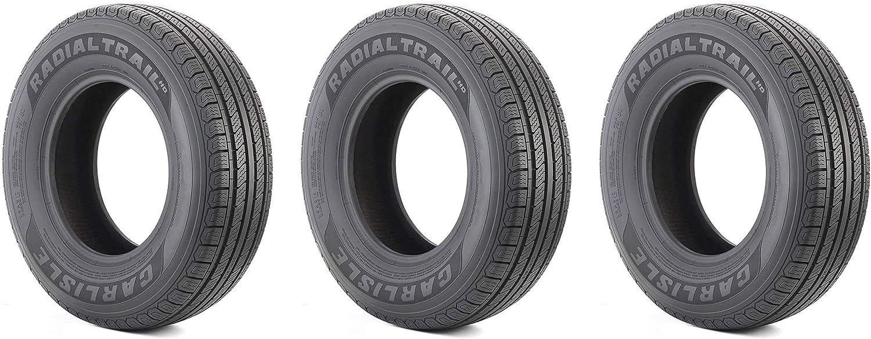 Tires Carlisle Radial Trail HD Trailer Tire-205/75R14 105M 8-ply ...