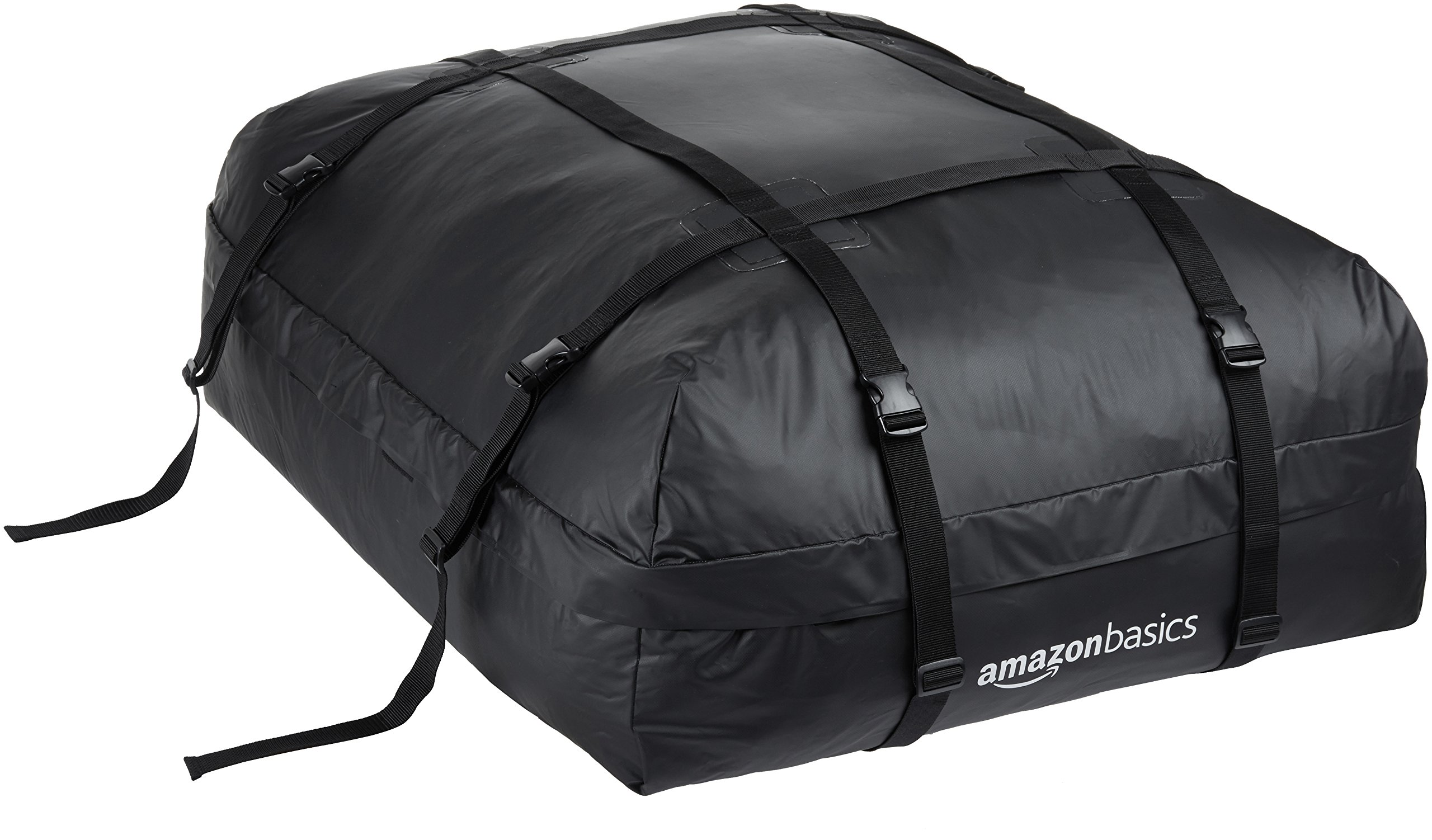 AmazonBasics -Portaeqiupajes baca, Negro, 425 L product image