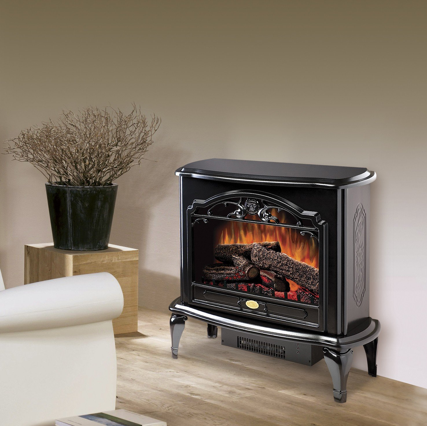 amazon com dimplex tds8515tb celeste electric stove glossy black