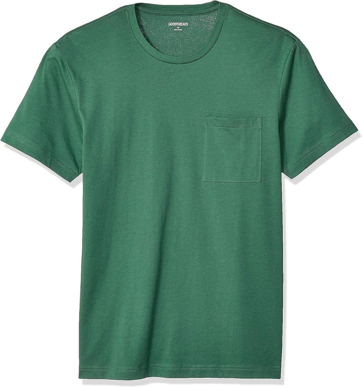 Goodthreads Men's The Perfect Crewneck T-Shirt