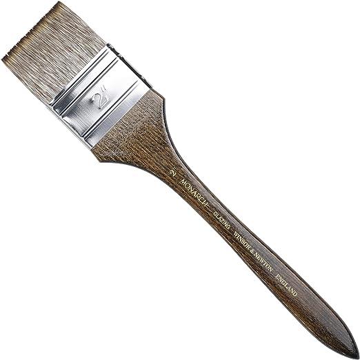 Size 16 Winsor /& Newton Monarch Bright Long Handle Brush