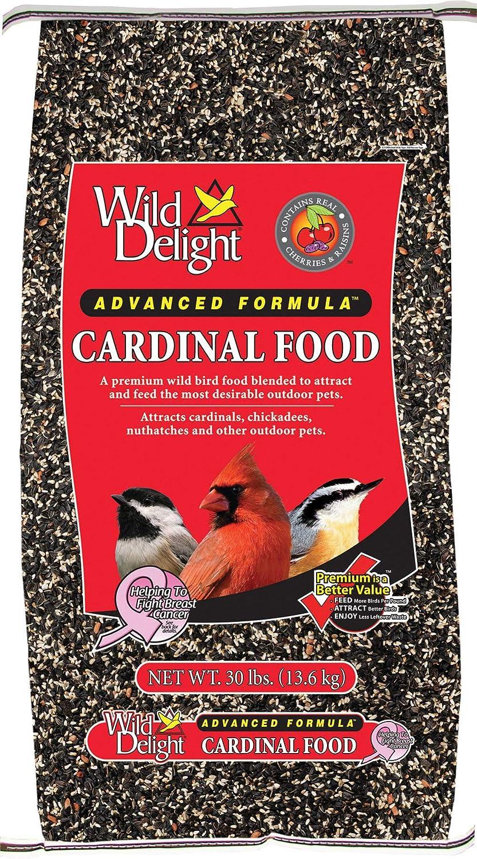Wild Delight Cardinal Food, 30 lb