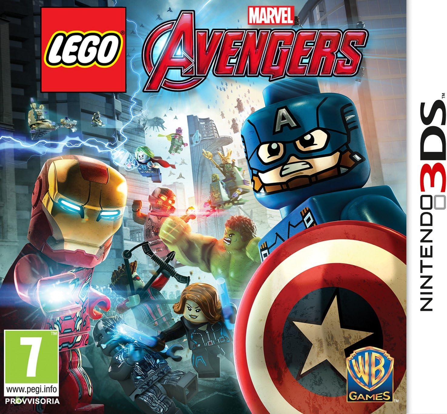 Lego Marvel Avengers: Amazon.es: Videojuegos