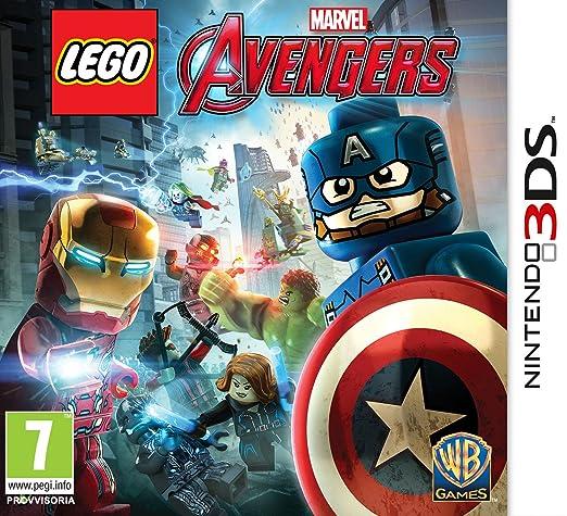 20 opinioni per Lego Avengers- Nintendo 3DS