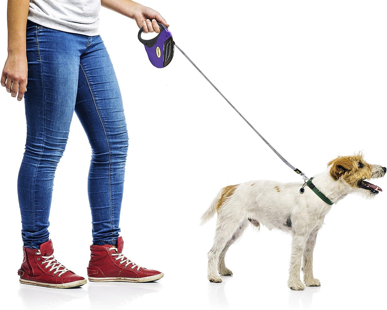 Hertzko Heavy Duty Retractable Dog Leash